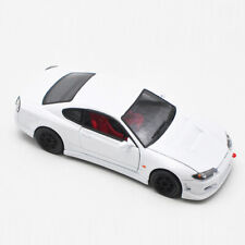 1:24 Nissan Silvia S-15 1999 Model Car Diecast Vehicle Toy Collection Gift White