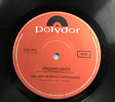 THE JIMI HENDRIX EXPERIENCE EP RECORD VOODOO CHILE, HEY JOE