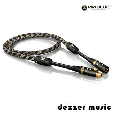 ViaBlue 1m Digital-XLR-Kabel NF-S2 / AES/EBU 110 Ohm / 1,00…High End