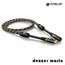 ViaBlue 2,5m Digital-XLR-Kabel NF-S2 / AES/EBU 110 Ohm / 2,50…High End