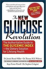 The New Glucose Revolution: The Authoritative Guide to the Glycemic Index--the D