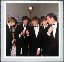 THE BEATLES POSTER PAGE 1964 A HARD DAYS NIGHT MOVIE PREMIERE BRIAN EPSTEIN H44