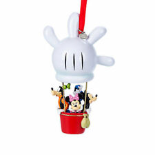 NEW Disney Store Mickey Mouse & Friends Club House 2017 Sketchbook Ornament NIB