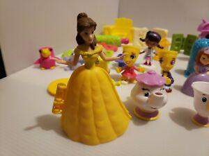Huge Lot Of 230 Play-Doh Disney, Molds, Figures, Sweet Shoppe, Burgers, Pizza...