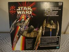 Star Wars Episode 1 Droid Starfighter action vehicle Hasbro.