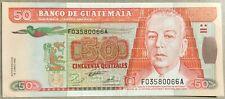 Guatemala 50 quetzales 1995 P.94 UNC