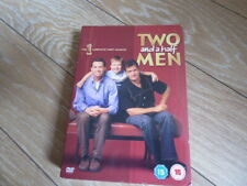 """DVD - Boxed Set """" Two and a Half Men"""" Complete First Season - Rating 15"""