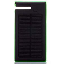 Solar Waterproof Emergency Power Bank 12000mAh Charger Battery Dual USB Port /GR