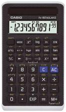Taschenrechner Casio FX 82 Solar II Schulrechner 10+2-stellig schwarz