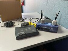 Linksys BEFW11S4 11 Mbps 4-Port 10/100 Wireless B Router With QWEST Modem GT701