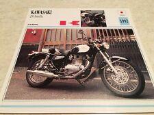 Plug Motorcycle collection Atlas Motorcycle Kawasaki 250 Estrella 1992
