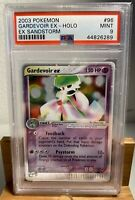 2003 Pokemon #96 Gardevoir EX Holo - EX Sandstorm MINT 9