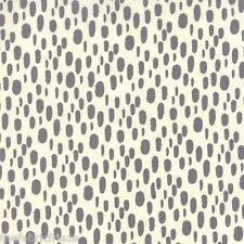 MODA SERENITY Grey Geometric Dot Whisper Stone Quilt Fabric Fat Quarter