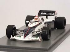 Brabham BT52 GP Monaco 1983 Nelson Piquet 1:43 SPARK S7110