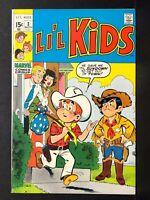 LI'L KIDS #3 VF/NM Marvel Comics Kids Humor book 1970 High Grade Stan Goldberg