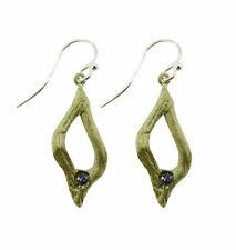 Driftwood Earrings by Michael Michaud - #3030