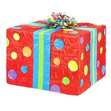 PRESENT PINATA perfect for birthdays or holiday fun!