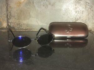 Jean Paul Gaultier Sonnenbrille JPG 58-6109 dunkles silber