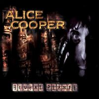 ALICE COOPER - BRUTAL PLANET   VINYL LP NEW!
