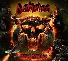 Under Attack von Destruction (2016)