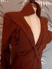 Vivienne Westwood Gold Label Donne Giacca & Gonna 10-12 Autunno/Inverno 2006