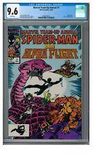 Marvel Team-Up Annual #7 (1984) Black Costume Spider-Man CGC 9.6 N900