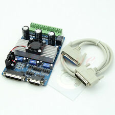 3 Axis CNC 3.5A Router TB6560 Stepper Motor Driver Board For Engraving Machine