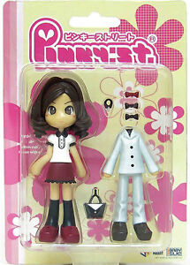 WORN BLISTER PACK Pinky:st Street Series 6 PK018 Pop Vinyl Toy Figure Girl Japan
