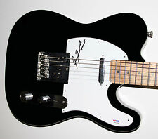 JERRY LEE LEWIS Autograph Signed Guitar with PROOF GUARANTEED AUTHENTIC PSA DNA