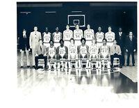 1975 1976 KENTUCKY WILDCATS 8X10 TEAM PHOTO  BASKETBALL NCAA HOF USA