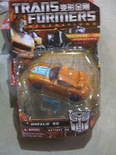 Transformers Universe Classic GDO Wheelie TRU Generations Deluxe  MISB