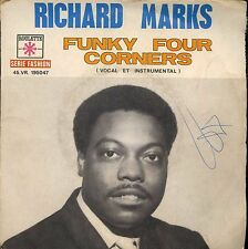7inch RICHARD MARKS funky four corners +PS FRANCE EX RARE FUNK