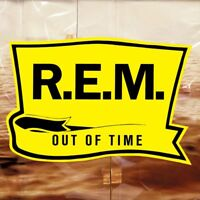 """REM - Out Of Time (25th Anniversary) (NEW 12"""" VINYL LP)"""