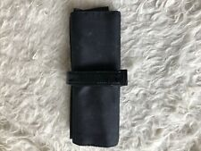 M.A.C  Cosmetics Makeup  Brush Roll Up Bag  Large  New 100% Authentic