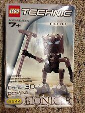 LEGO Bionicle Matoran Nuju (8544) NEW NIB RARE