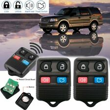 2x Car Remote Key Fob For 2004 2005 2006 2007 2008 2009 Ford Expedition Explorer