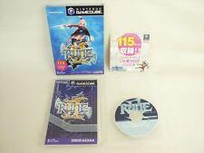 RUNE II Corten with Soft E Catalogue Catalog Game Cube JAPAN Game Nintendo gc