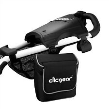 """Clicgear M8 Pack Golf Waterproof Bag, Approx 6""""x 3.5"""", Fits Carts With 1"""" Tubing"""