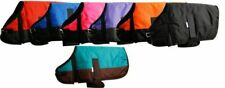 """Showman Xlarge 31""""- 34"""" Dog or Goat Blanket Waterproof Ripstop Insulated"""