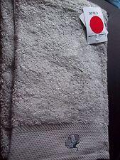 drap de bain SENSEI  70X140CM   gris stone