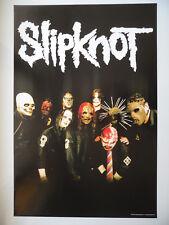 SLIPKNOT poster dimension environ 61 x 91 cm SP 2006/01