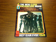 FAMOUS MONSTERS OF FILMLAND #168 CLOSE ENCOUNTERS magazine SF horror 1980