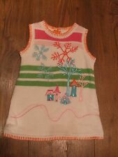 Mini Mode - Baby Girls Cute Pretty Embroidery Dress Age 0-3 Months Winter Summer