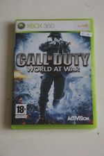 Call of Duty World at War - Xbox - Xbox 360 - used - JP