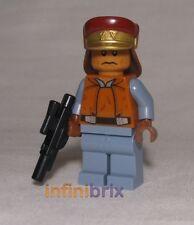 Lego Captain Panaka from set 7961 Darth Maul's Sith Infiltrator Star Wars sw321