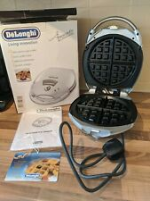 DiLonghi W30 Waffle Maker - Excellent Condition, Boxed