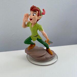 "Disney Infinity 3.0 Peter Pan Unreleased Loose 4"" Video Game Figure Rare EUC"