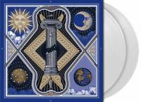 "Deluge ""Aego Templo"" Gatefold white vinyl 2LP [French Stellar Post Black Metal]"