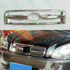 1pcs For Hyundai Tucson 2005-2009 Front Upper Grill Decorator Grille Cover Frame