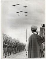 Große Siegesparade vor Franco in Madrid. Orig-Pressephoto von 1939